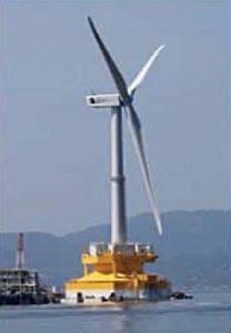 アドバンストスパー浮体(5MW)